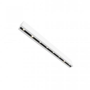Точечный светильник Skarlat RSLC78074-8 8x1.5W WH+BK 4000K