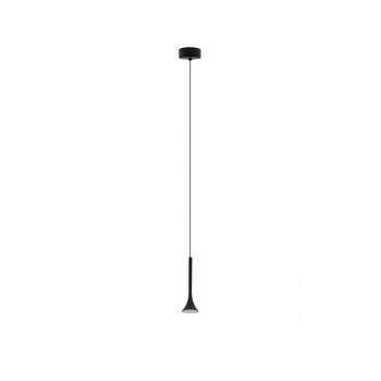 Подвесной светильник Skarlat RHL7748 5W BK+WH 4000K