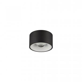 Точечный светильник Skarlat RSLC78030 15W BK+WH 4000K