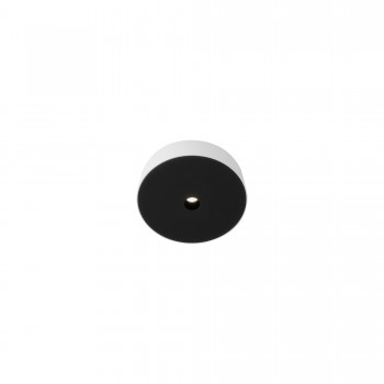 Точечный светильник Skarlat RSLС78031 1x3W WH+BK 4000K