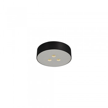 Точечный светильник Skarlat RSLС78032 3x3W BK+WH 3000K