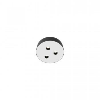 Точечный светильник RSLС78032 3x3W BK+WH 4000K