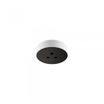 Точечный светильник Skarlat RSLС78032 3x3W WH+BK 3000K
