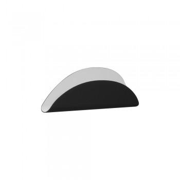 Настенный светильник Skarlat RWLB109 7W BK+WH 3000K