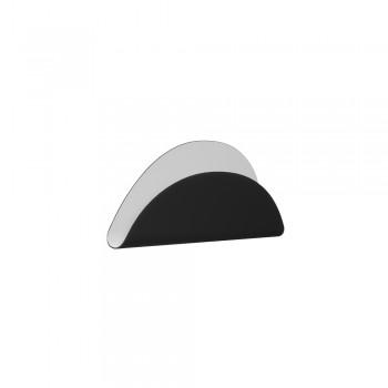 Настенный светильник Skarlat RWLB110 7W BK+WH 4000K