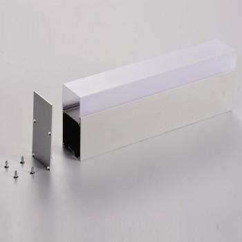 Алюминиевый профиль Skarlat LED PXG-3573-M