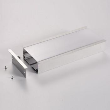 Алюминиевый профиль Skarlat LED PXG-7635-A