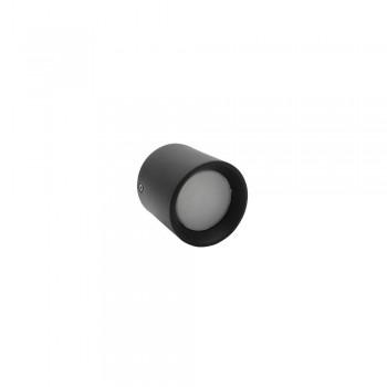 Точечный светильник Skarlat D519C-LED 12W BK 3000K