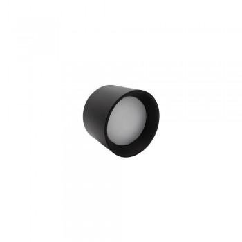 Точечный светильник Skarlat D519D-LED 18W BK 3000K