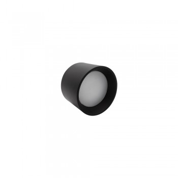 Точечный светильник Skarlat D519D-LED 18W BK 4000K