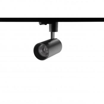 Трековый светильник Skarlat H209B-COB 18W BK 4000K