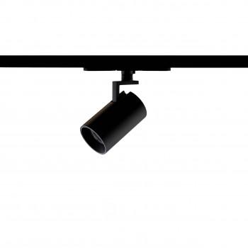 Трековый светильник Skarlat H6204A-COB 7W BK 3000K