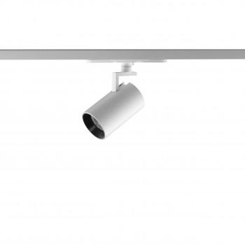 Трековый светильник Skarlat H6204A-COB 7W WH+BK 3000K