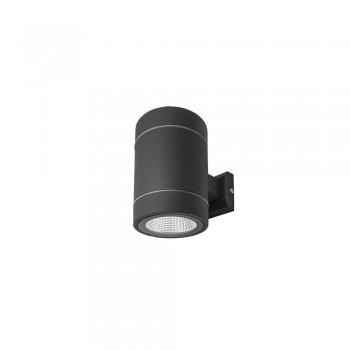 Уличный светильник Skarlat OLP2234-COB 6W+6W BK 3000K IP54
