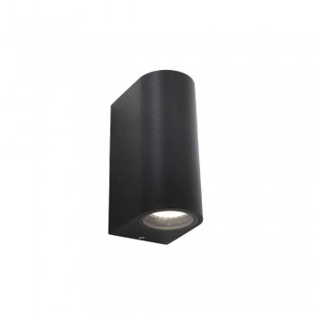 Уличный светильник Skarlat OLP5012-COB 6W+6W BK 3000K IP54