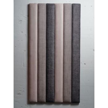 Мягкие дизайнерские стеновые панели - 1