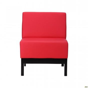Кресло Квадро на деревянном каркасе (Н250) венге 670*670*850Н Неаполь N-36