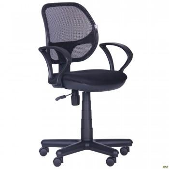 Кресло Чат/АМФ-4 Сетка черная