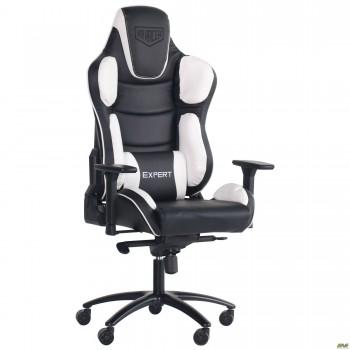 Кресло VR Racer Expert Idol черный/белый