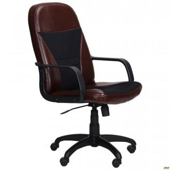 Кресло Анкор Пластик Мадрас дк браун + Сетка