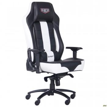 Кресло VR Racer Expert Superb черный/белый