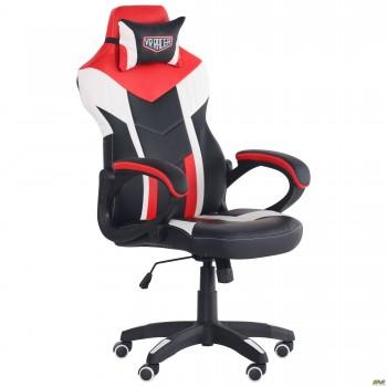 Кресло VR Racer Dexter Hook черный/красный