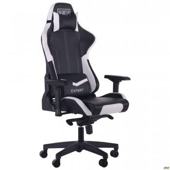Кресло VR Racer Expert Mentor черный/белый