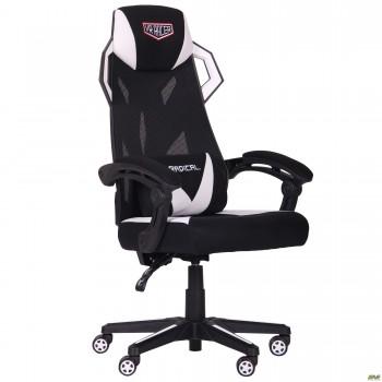 Кресло VR Racer Radical Brooks черный/белый
