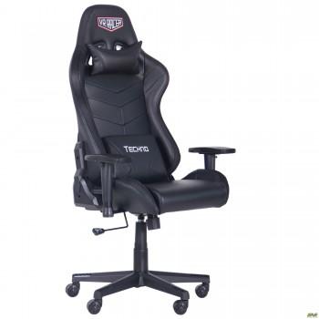 Кресло VR Racer Techno X-Ray черный