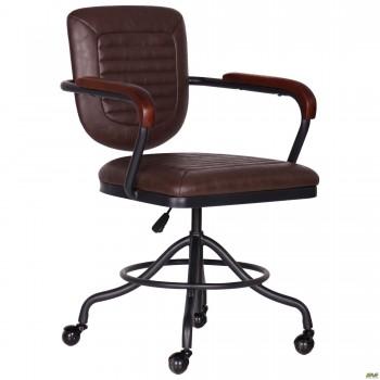Кресло Barber brown