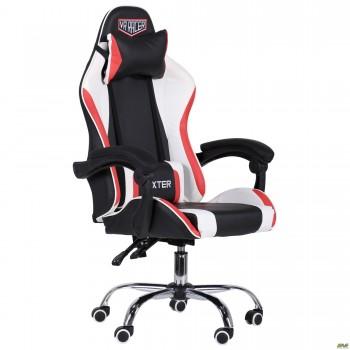 Кресло VR Racer Dexter Arcee черный/красный