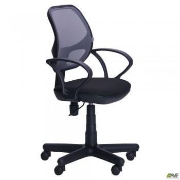 Кресло Чат/АМФ-4 сиденье А-1/спинка Сетка серая
