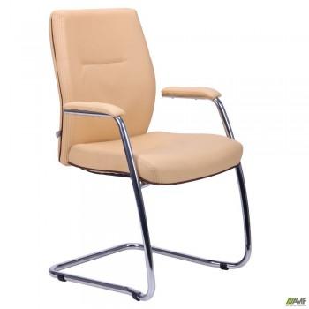 Кресло Элеганс CF хром Неаполь-01, кант Неаполь-32