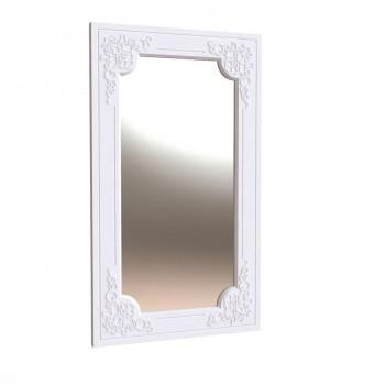 Зеркало Прямоугольное Amelie Белый Супермат