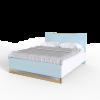 Кровать Swan Голубая Лагуна 1600*2000