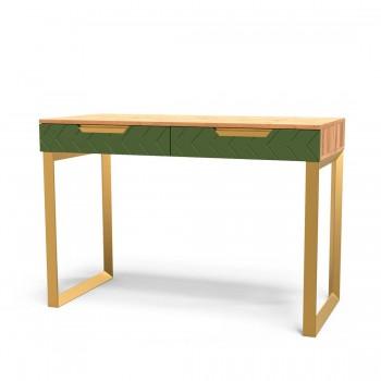 Макияжный стол Swan Бали Зеленый