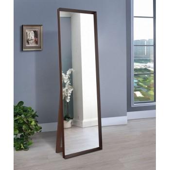Напольное ростовое зеркало, венге 1900х600