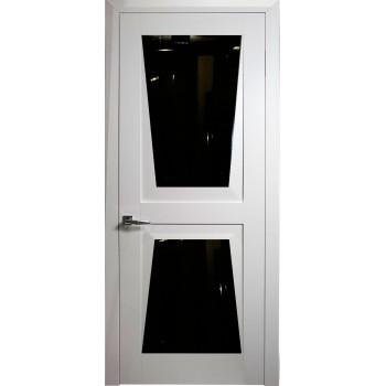 Novara Glass – Дизайнерские двери – массив ольхи или ясеня