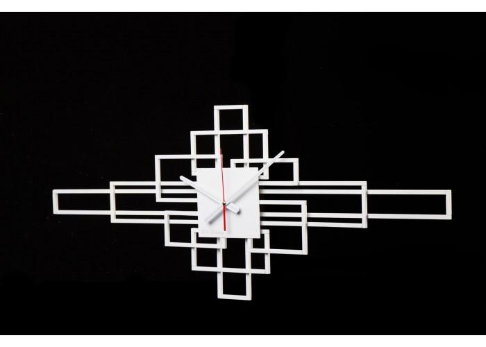 Дизайнерские часы Level — белый  1