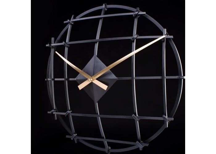 Дизайнерские часы Dart — графит  1