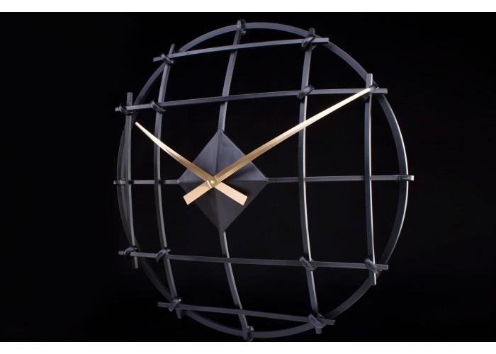 Дизайнерские часы Dart — графит  2
