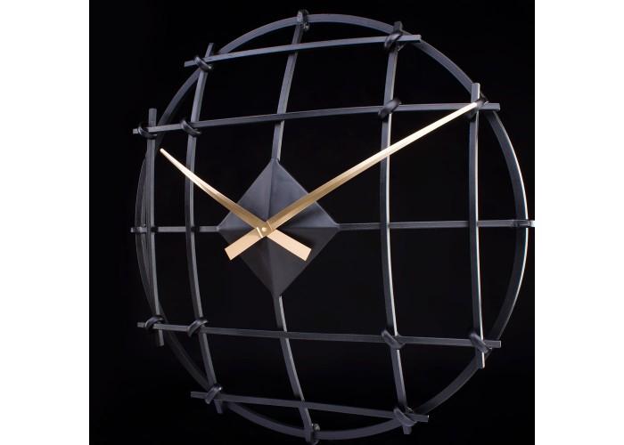 Дизайнерские часы Dart — графит  3