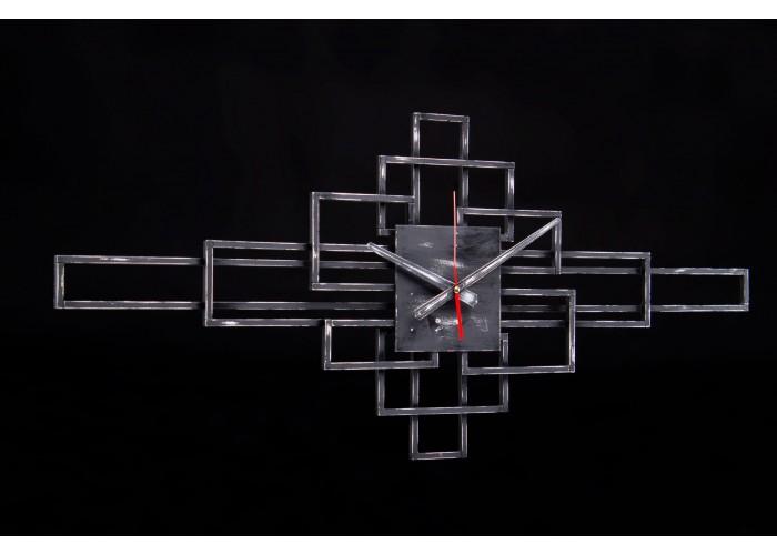 Дизайнерские часы Level — графит  5