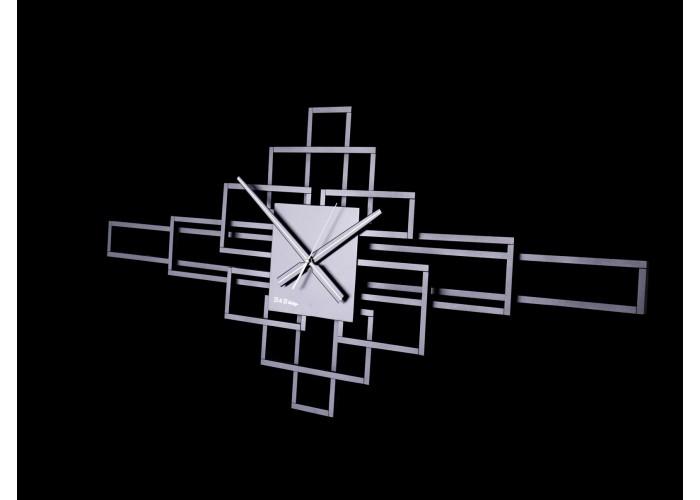 Дизайнерские часы Level — графит  1
