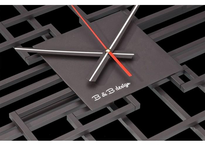 Дизайнерские часы Level — графит  2