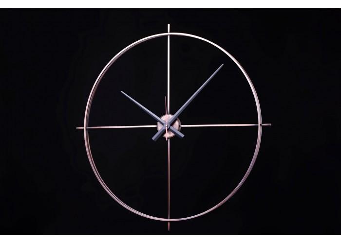 Дизайнерские часы Elegance — медь  1