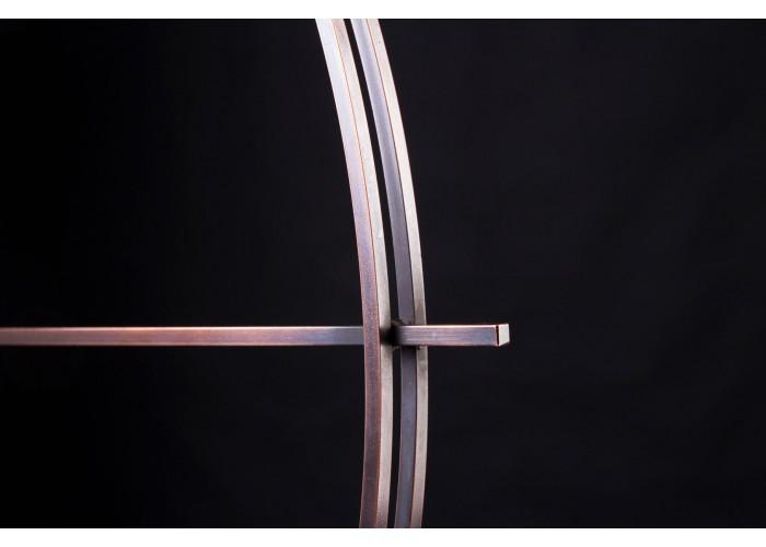 Дизайнерские часы Elegance — медь  4