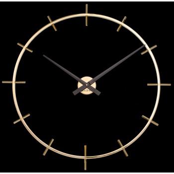 Дизайнерские часы Excellent — золото глянец
