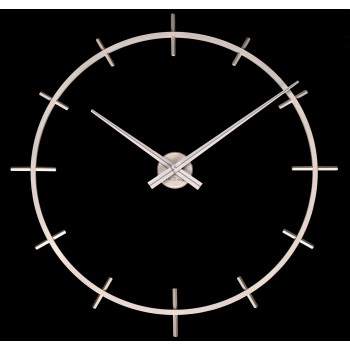 Дизайнерские часы Excellent — белый