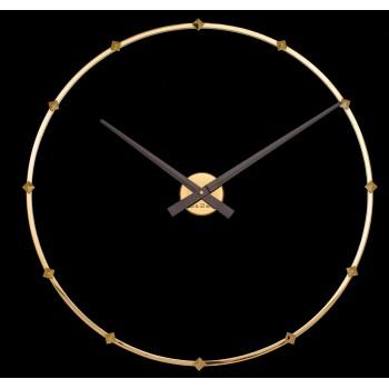 Дизайнерские часы Delight — золото глянец